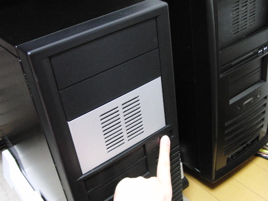 リモートでのデスクトップ操作/リモート電源操作/リモートマウス&キーボード操作ができる環境の構築③