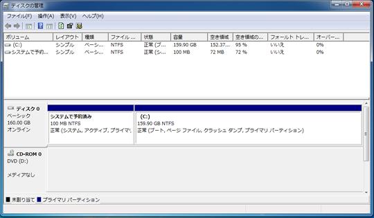Windows 8とWindows 7のマルチブート(構築方法)