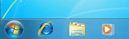 Windows 7でタスク バーに置いてあるプログラムをショートカットキーで起動